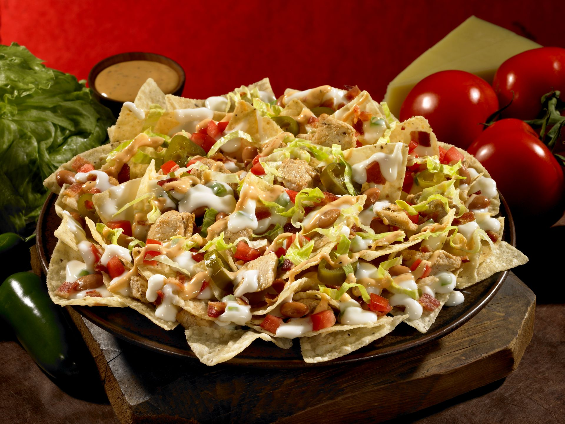 Chicken Club is Back at Moe's & This Time Nachos Join the Mix